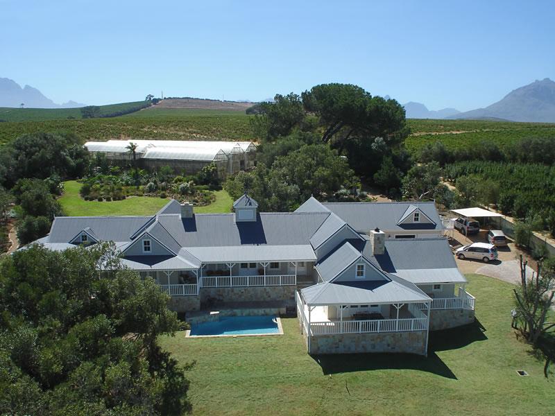 Gold Award 2007 - Stellenbosch